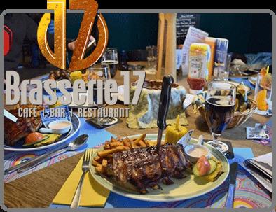 Restaurant Brasserie 17