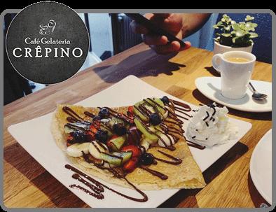 Café Gelateria Crêpino