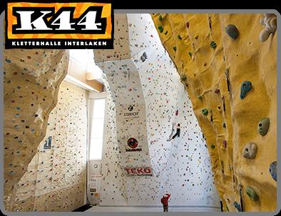 Kletterhalle K44