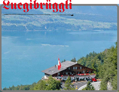 Restaurant Luegibrüggli
