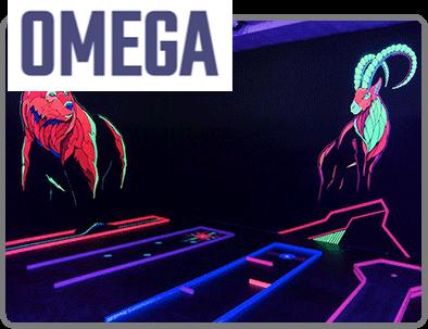 Omega Indoor Minigolf